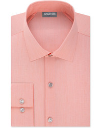 Camisa de Vestir Naranja de Kenneth Cole Reaction