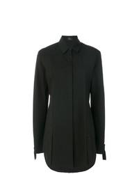 Camisa de Vestir Negra de Lost & Found Ria Dunn