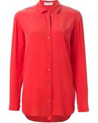 Camisa de vestir roja original 1279419