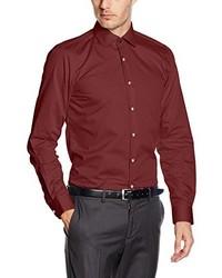Camisa de vestir roja de Strellson Premium