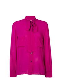 Camisa de vestir rosa de Golden Goose Deluxe Brand