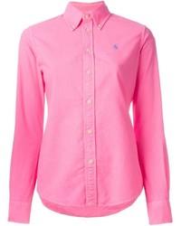 Camisa de vestir rosa de Ralph Lauren