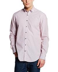 Camisa de vestir rosada de Benvenuto