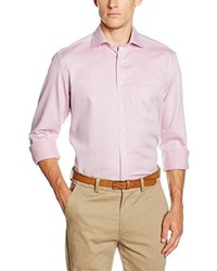 Camisa de vestir rosada de Eterna Mode GmbH
