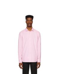 Camisa de vestir rosada de Ralph Lauren Purple Label