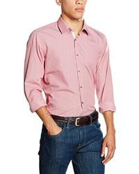 Camisa de vestir rosada de Strellson Premium