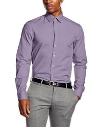 Camisa de vestir violeta claro de Calvin Klein