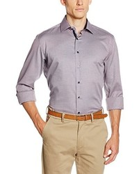 Camisa de vestir violeta claro de Eterna Mode GmbH