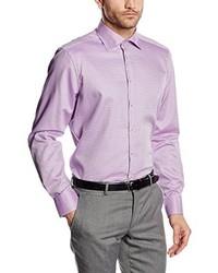 Camisa de vestir violeta claro de LERROS