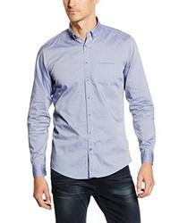 Camisa de vestir violeta claro de Purple Label by Benvenuto