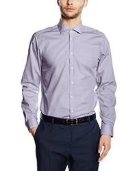 Camisa de vestir violeta claro de Strellson Premium