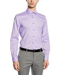 Camisa de Vestir Violeta Claro de Venti