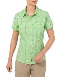 Camisa en Verde Menta de Vaude