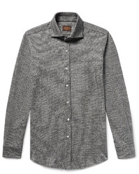 Camisa gris de Tod's