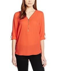 Camisa naranja de Dorothy Perkins