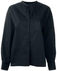 Camisa negra de Isabel Marant