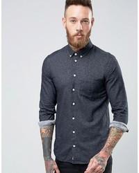 Camisa negra de Minimum