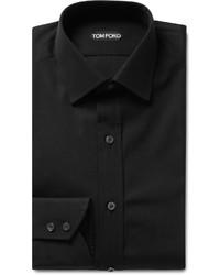 Camisa Negra de Tom Ford
