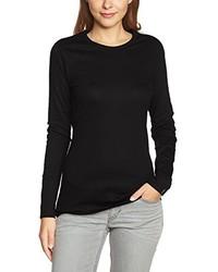 Camisa negra de Trigema