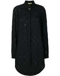 Camisa negra de Versace
