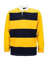 Camisa polo amarilla de Dickies
