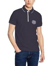 Camisa Polo Azul Marino de Best Mountain