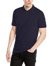 Camisa polo azul marino de Calvin Klein