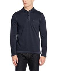 Camisa polo azul marino de Marc O'Polo