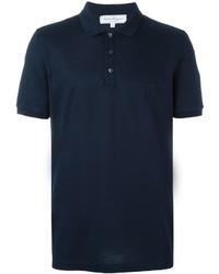 Camisa Polo Azul Marino de Salvatore Ferragamo