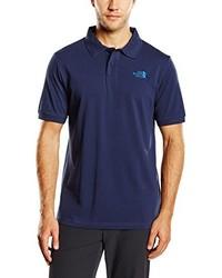 Camisa polo azul marino de The North Face