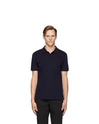 Camisa polo azul marino de Tiger of Sweden