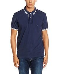 Camisa polo azul marino de Tommy Hilfiger