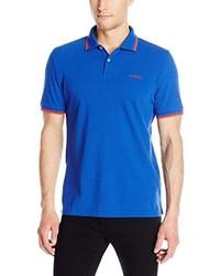 Camisa polo azul de Ben Sherman