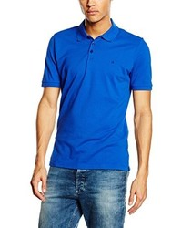 Camisa polo azul de Calvin Klein