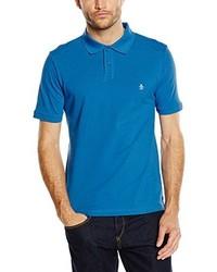 Camisa polo azul de Original Penguin