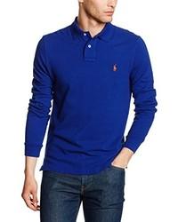 Camisa polo azul de Polo Ralph Lauren