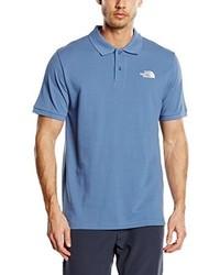 Camisa polo azul de The North Face