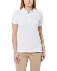 Camisa polo blanca de BES7R