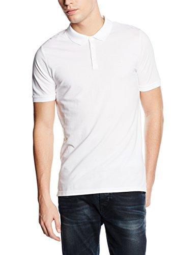 ... Camisa Polo Blanca de Calvin Klein ...