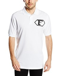 Camisa polo blanca