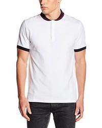 Camisa polo blanca de Celio