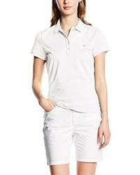 Camisa polo blanca de GANT