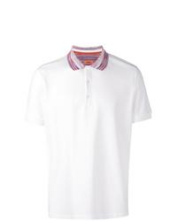 Camisa polo blanca de Missoni