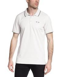 Camisa polo blanca de Oakley
