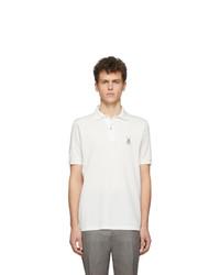 Camisa polo blanca de Paul Smith