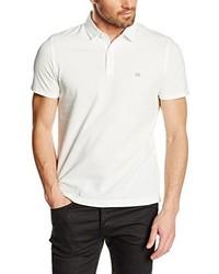 Camisa polo blanca de Pedro del Hierro