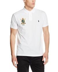 Camisa polo blanca de Polo Ralph Lauren