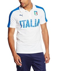 Camisa polo blanca de Puma