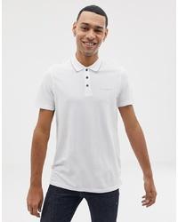 Camisa polo blanca de Ted Baker