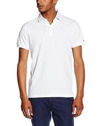 Camisa polo blanca de Tommy Hilfiger
